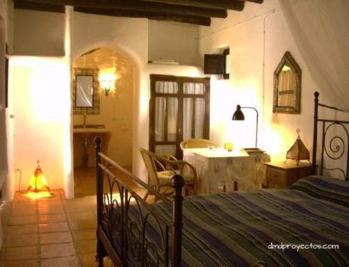Reforma del Hotel Rural Cortijo La Alberca