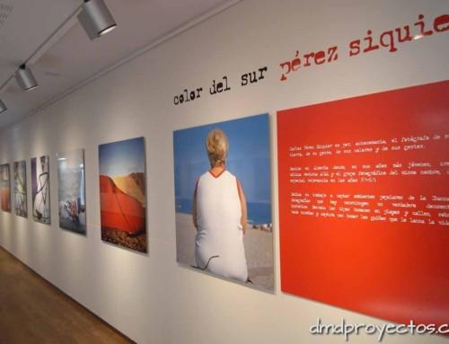 "Exposición fotográfica Pérez Siquier ""Color del Sur"""