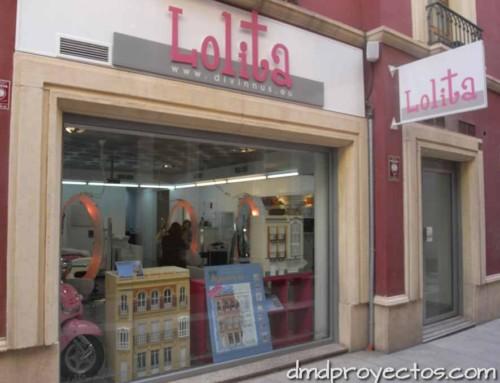 Reforma de local comercial para instalación de Lolita