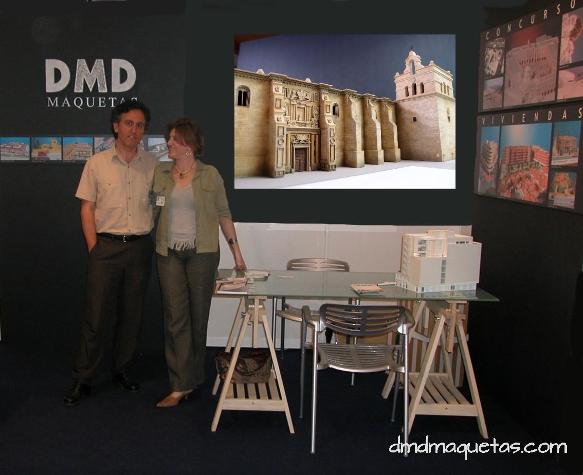Stands de DMD Maquetas y Proyectos